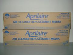 Aprilaire High Efficiency Air Cleaner 201/2200