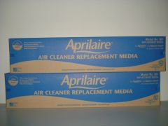 Aprilaire High Efficiency Air Cleaner 401/2400