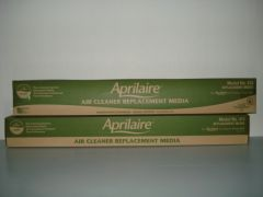 Aprilaire High Efficiency Air Cleaner 410 MERV 10