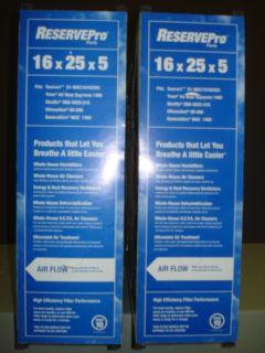 Trion Air Bear Supreme 1400 Media Air Cleaner 16x25x5